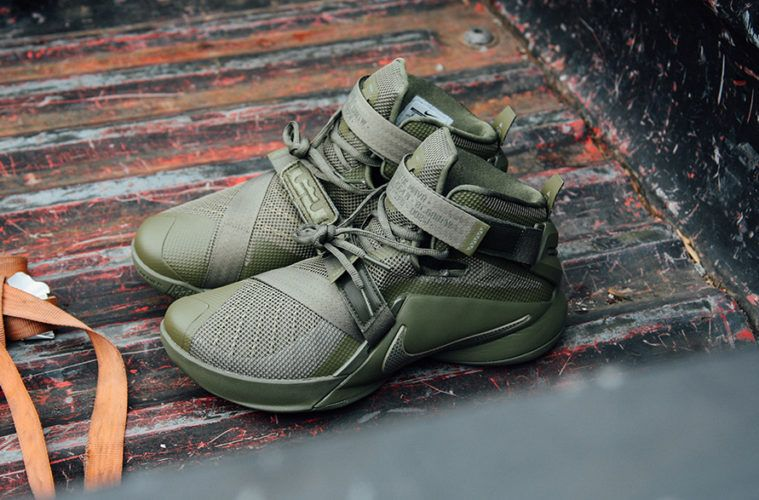 lebron shoes batman. the nike lebron zoom soldier 9 medium olive is on way lebron shoes batman