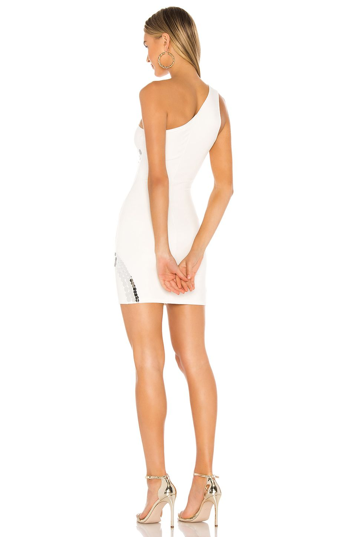 Superdown Sayde Embellished Mini Dress In White Sponsored Sponsored Embellished White Dress Sayde Mini Dress Dresses White Dress [ 1450 x 960 Pixel ]