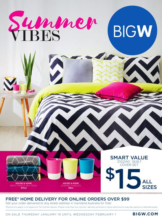 Big W Catalogue 26 March 8 April 2020 Quilt Sets