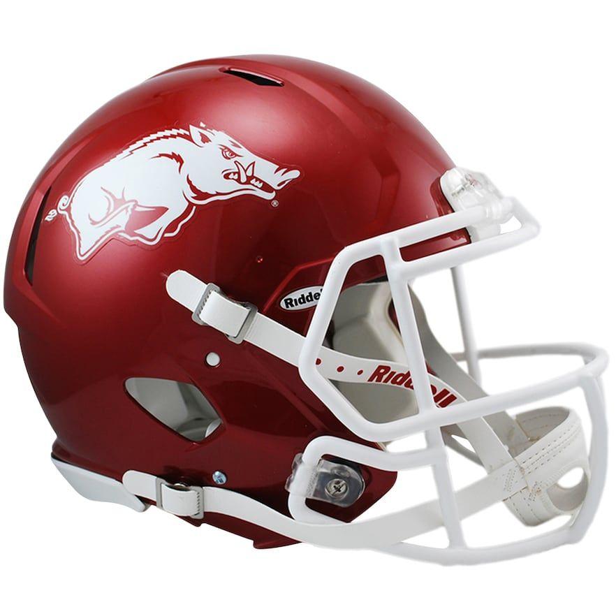 ARKANSAS STATE RED WOLVES NCAA Schutt AiR XP Full Size AUTHENTIC Football Helmet