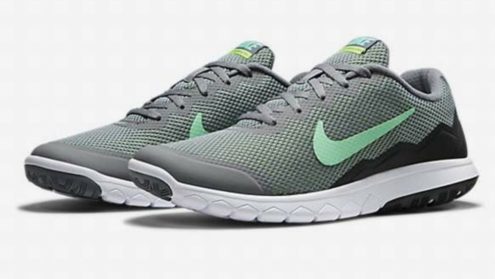 Trainers Nike Flex 2017 RN Run Dark Sky Blue Mens Running