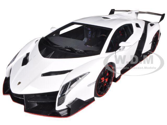 Lamborghini Veneno Diecast Model Cars Lamborghini Veneno Car Model