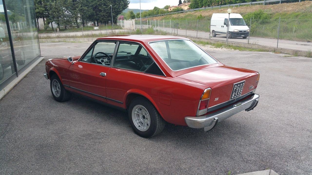 1974 Fiat 124 Sport Coupe Classic Driver Market Con Imagenes