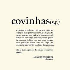 Covinhas Sorriso Frases Akapoeta E Covinhas