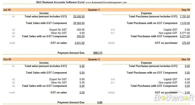 business accounts excel template