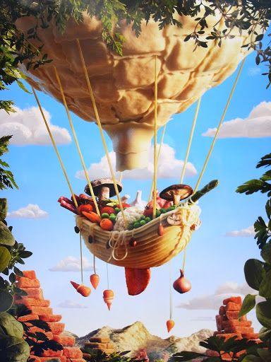 Vegetable Balloon