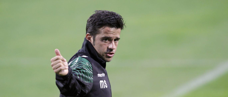 SS NEWS: Marco Silva quer levar 'leão' de Alvalade para o O...