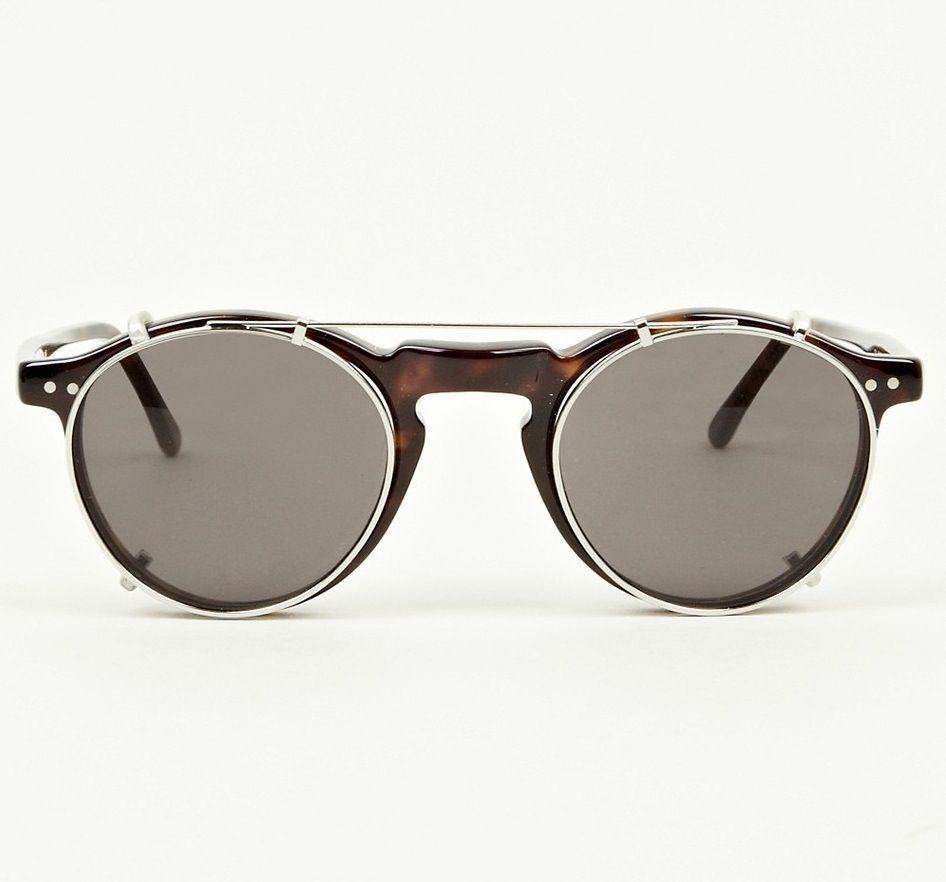 34b7b5839f Custom made Clip-on Sunglasses