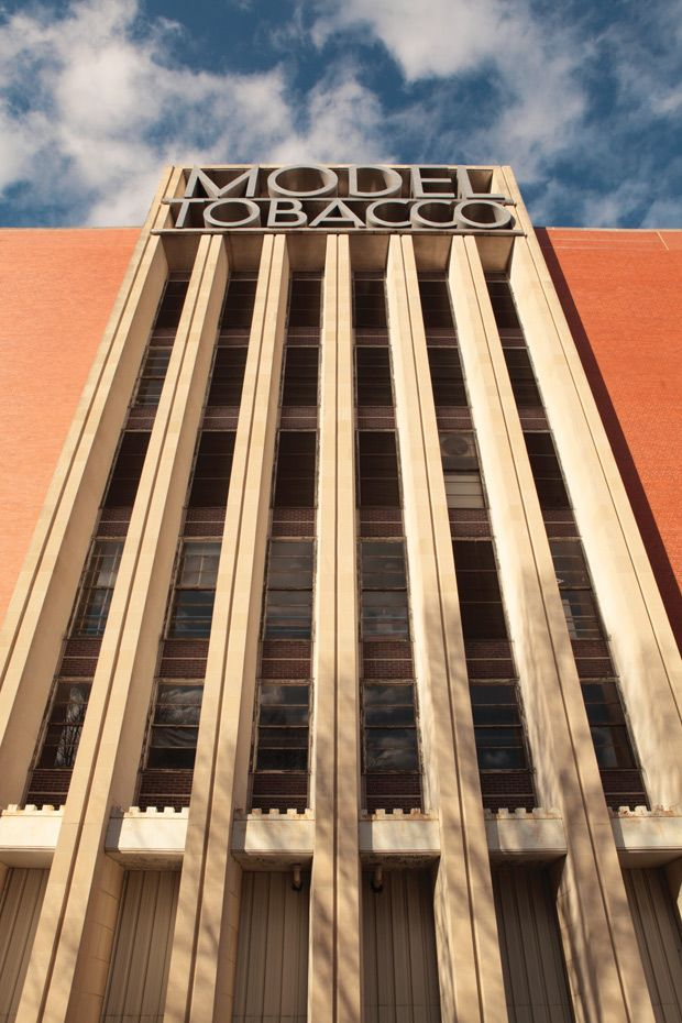 Art Deco Architecture Tour Of Virginia