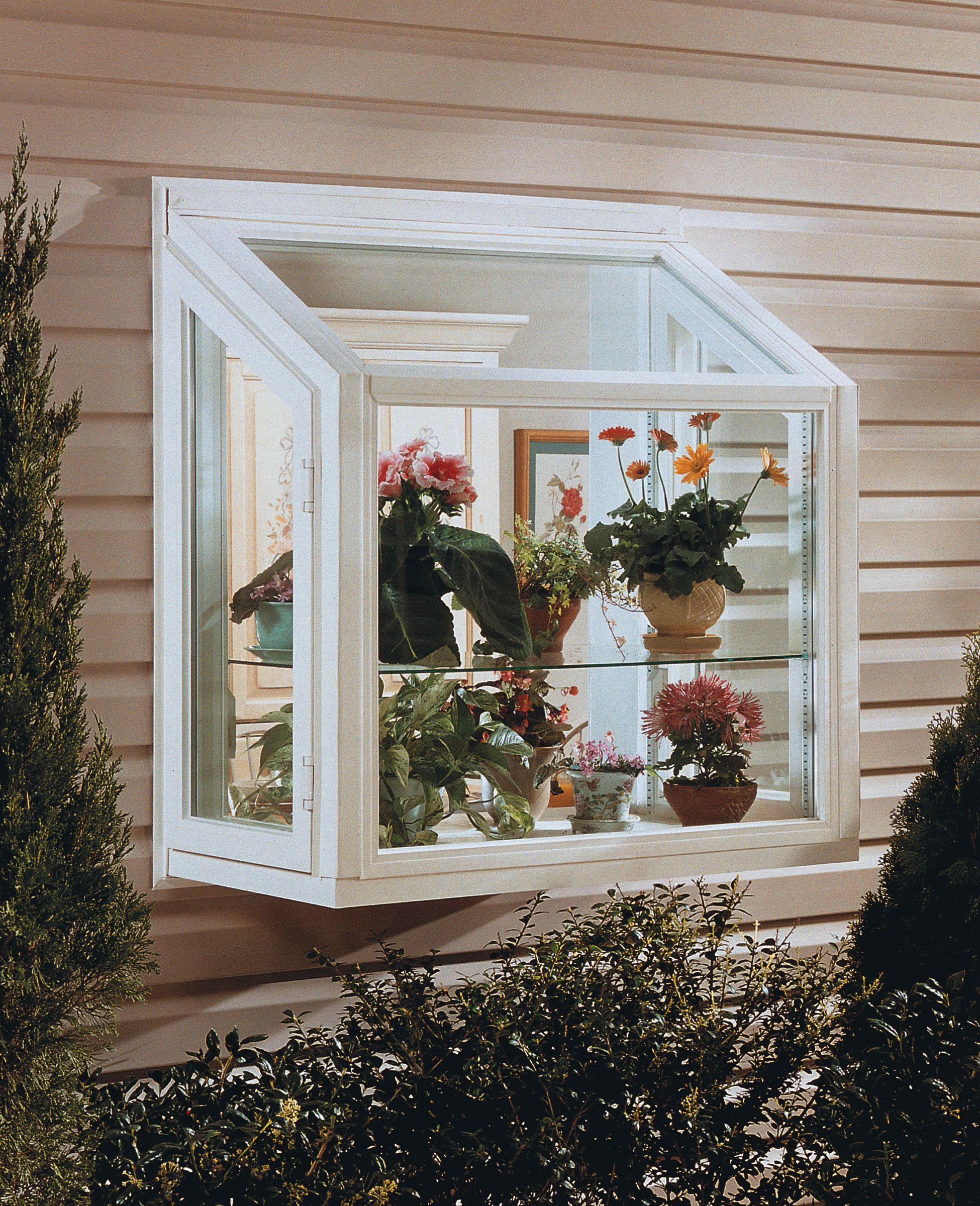 Bay Window Kitchen Garden Window Garden Windows Bay Window Decor