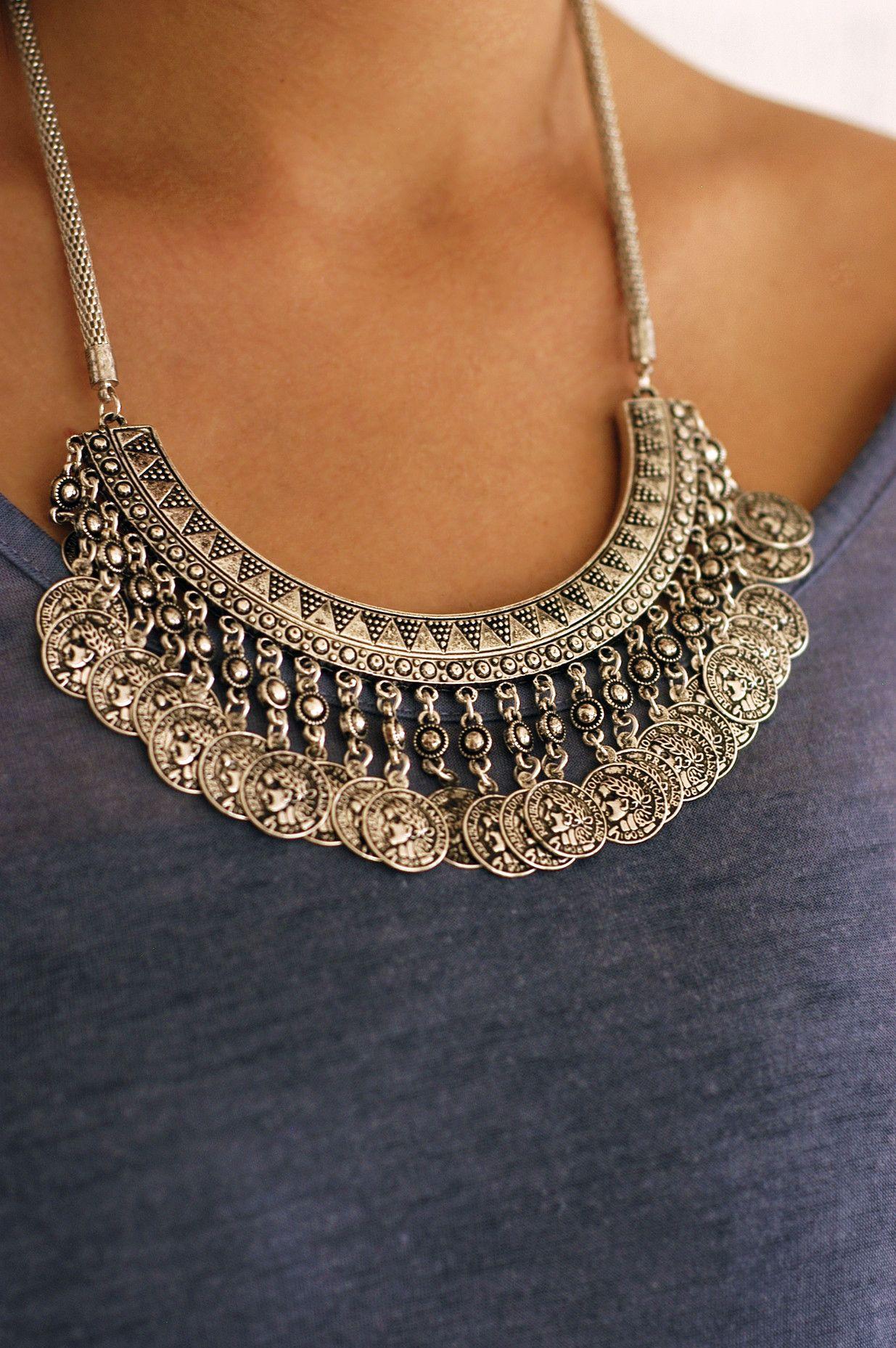 Coria Turkish Necklace