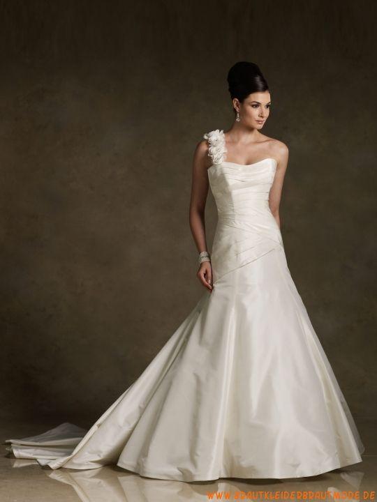 Elegante schöne Brautkleider aus Taft Berlin kaufen online mit ...
