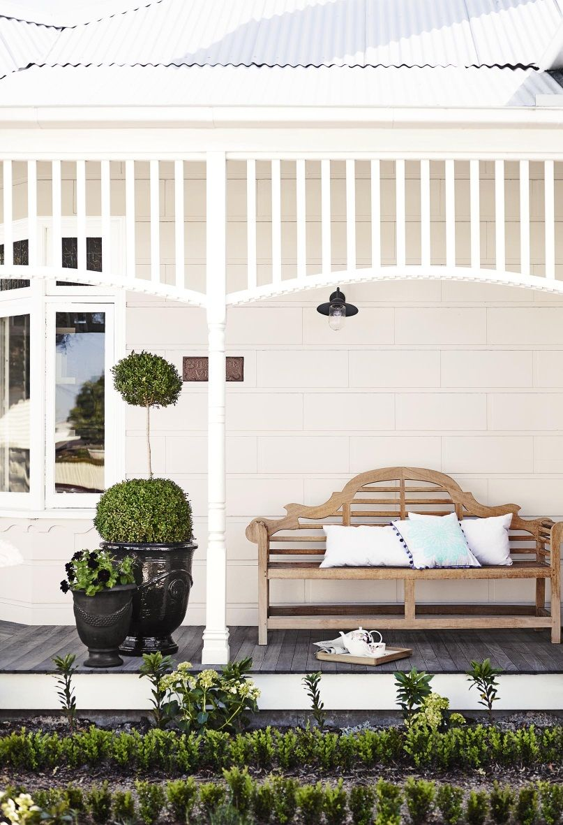 How to find the right white for your exterior | Pinterest | Decking ...