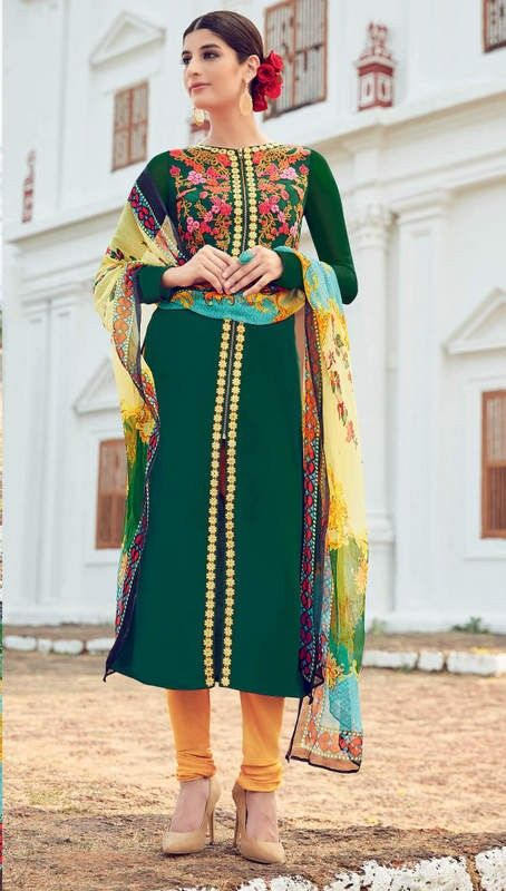 Green Long Dress Oasis Amor Fashion Color Dresses