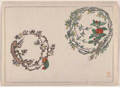 (Titled in Japanese) ZESHIN SHIBATA (JAPANESE, 1807–1891) C. 1890