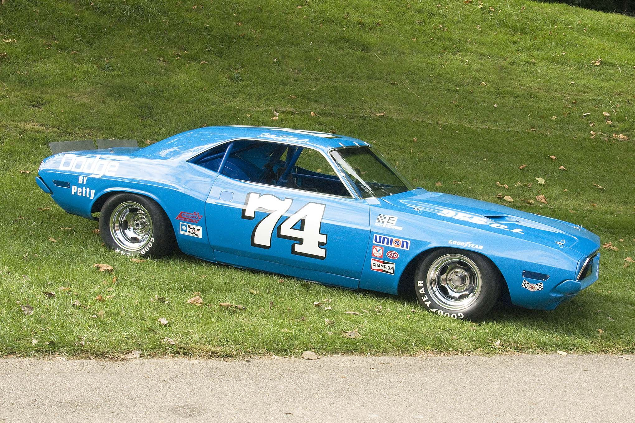 This Mopar kit race car was initially available from the legendary ...
