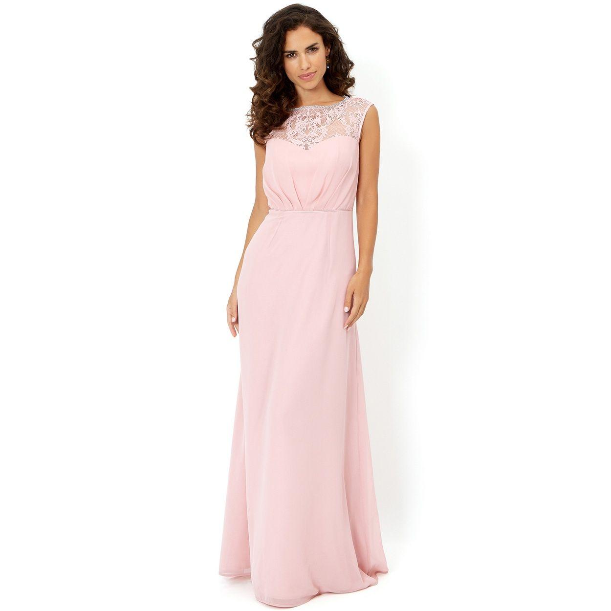 Monsoon pink maisie maxi dress debenhams bridesmaid dresses monsoon pink maisie maxi dress debenhams ombrellifo Choice Image