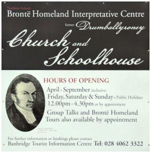 Bronte Homeland Patrick Bronte S Beginnings In His Native