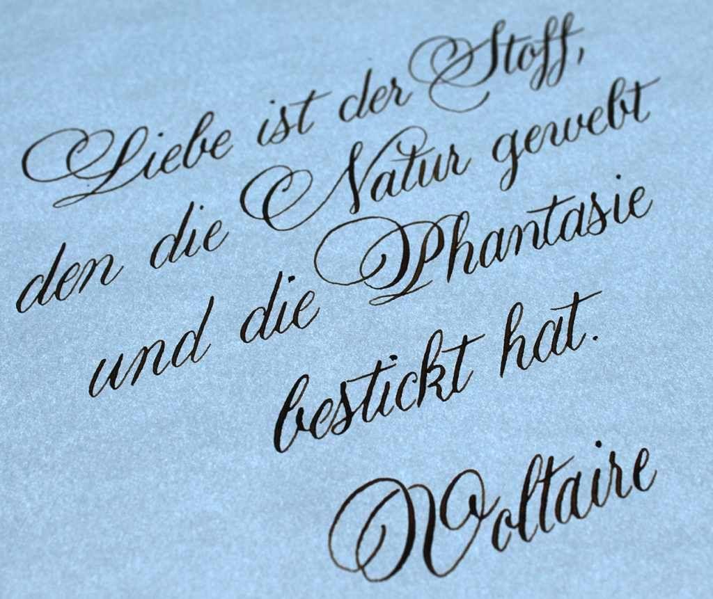 Englische Schreibschrift Copperplate Anglaise Lettering Schone Schreibschrift Kalligrafie