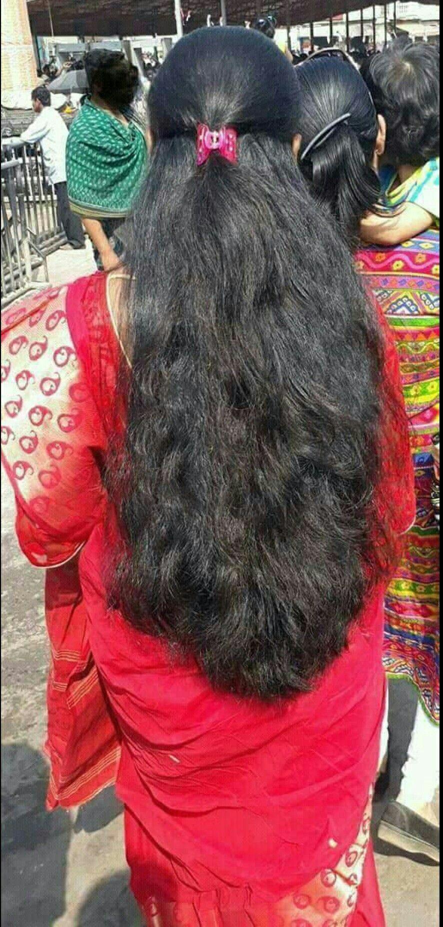 Long Black Bushy Plummage Hair Indian Long Hair Braid Black Wavy Hair Long Black Hair