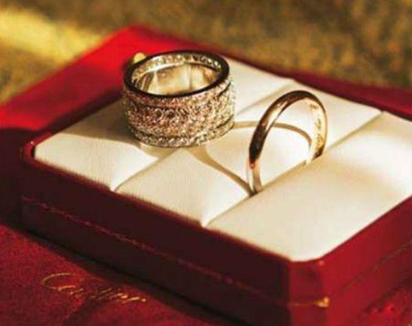 Tina Turner Wedding Ring