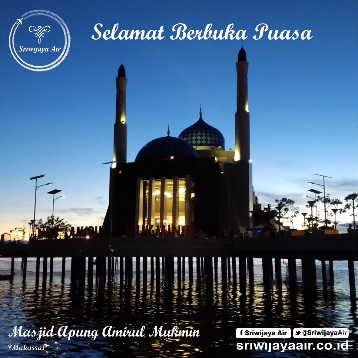 Selamat Berbuka Puasa Dari Makassar Taj Mahal Travel Landmarks