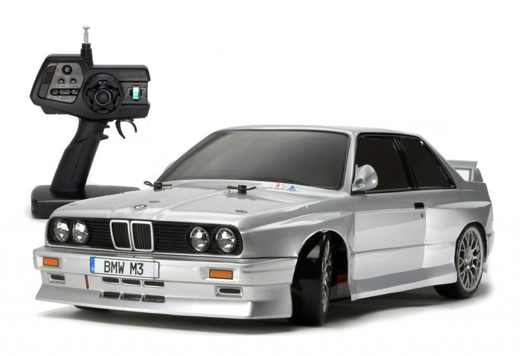 bmw ready to run e30 m3 evo by tamiya 1 10 scale rc. Black Bedroom Furniture Sets. Home Design Ideas