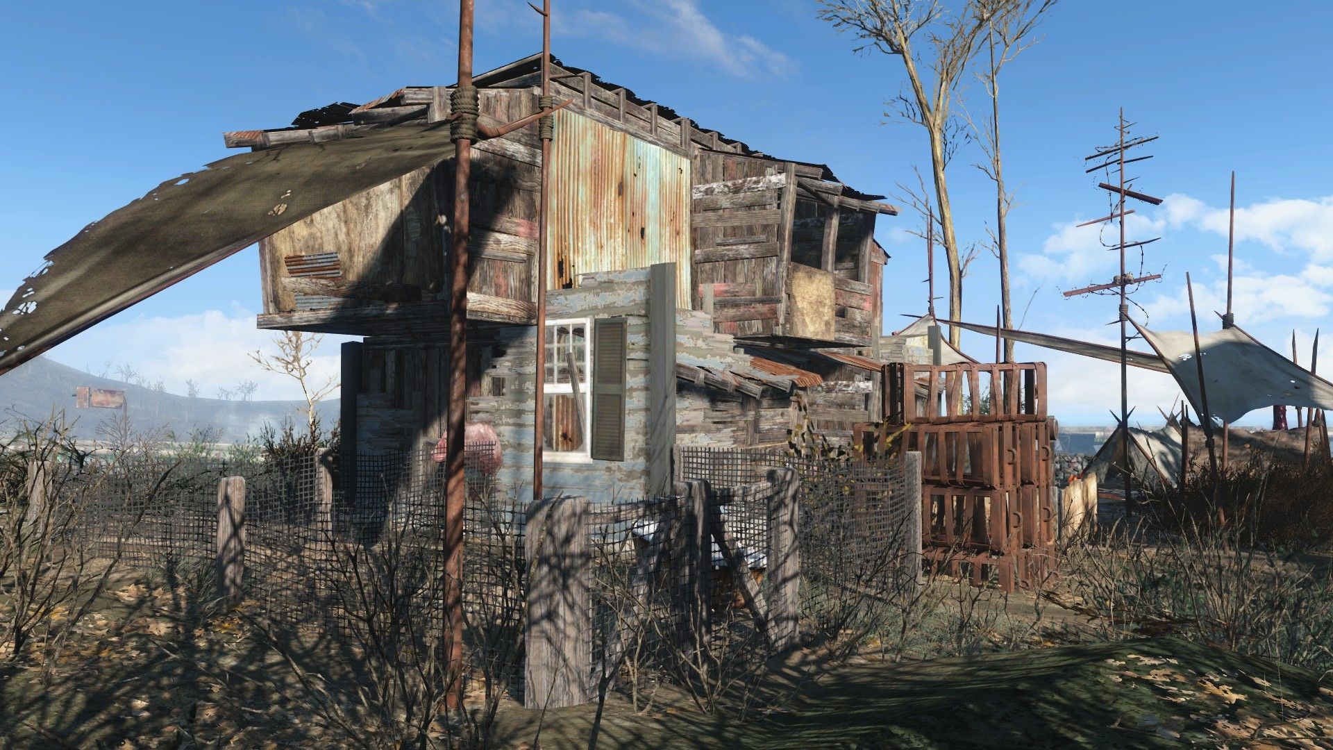 Manly Video Games Fallout 4 Diamond City House Ideas Fallout 4 Sanctuary House Ideas Fallout Settlement Building Video Suncast Shed Pin By Colten Kensett On Pinterest Fallout