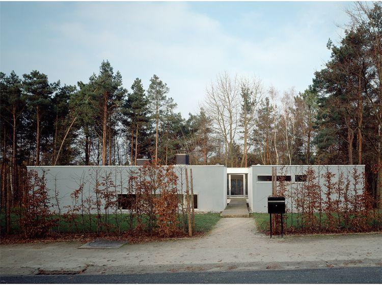 Villa P. te R. / Stéphane Beel Architects Architecture