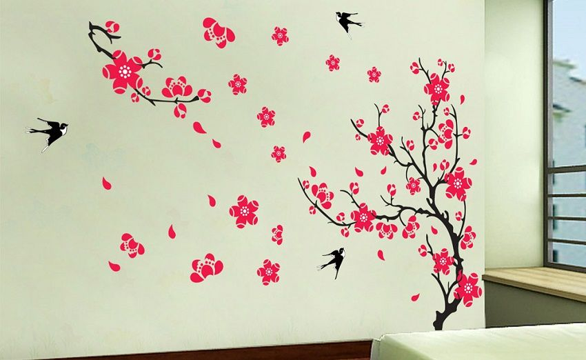 La importancia de las paredes decoradas bricolage Pinterest - paredes decoradas