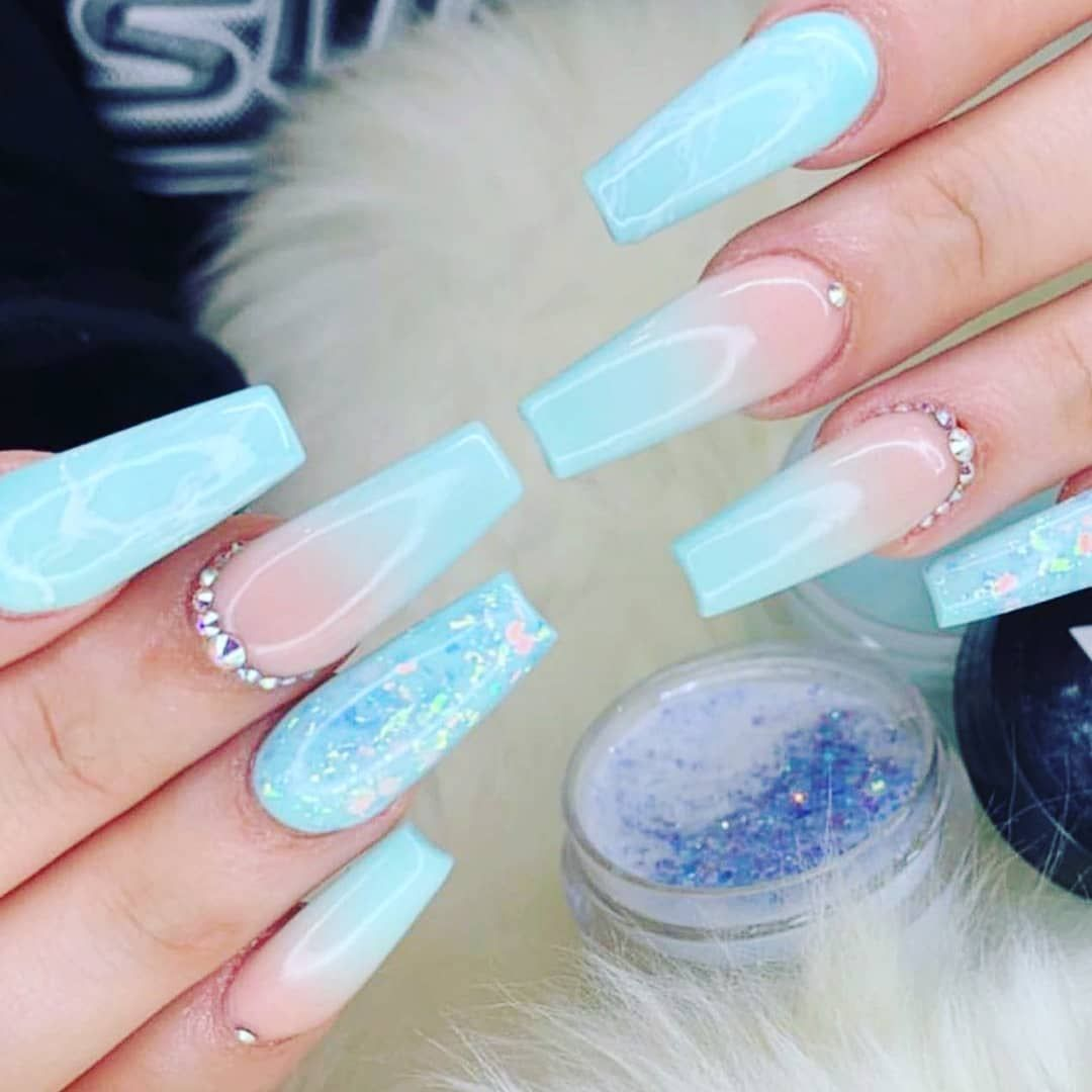 Nail Art @niloonailartist Nails to Inspire, trend nail polish colors, ideas to design