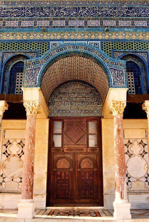 Morocco,doors