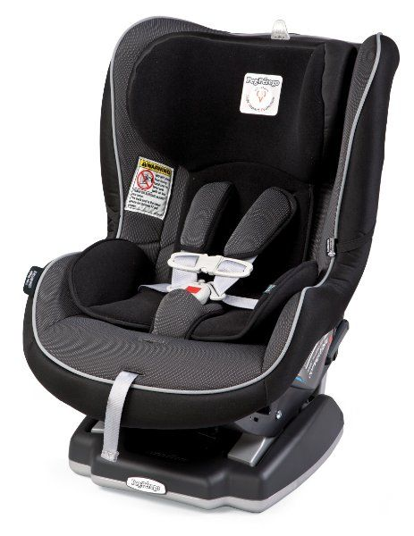 Peg Perego Convertible Premium Infant To Toddler Car Seat BlackAmazonBaby