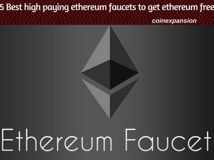 best cryptocurrency faucets