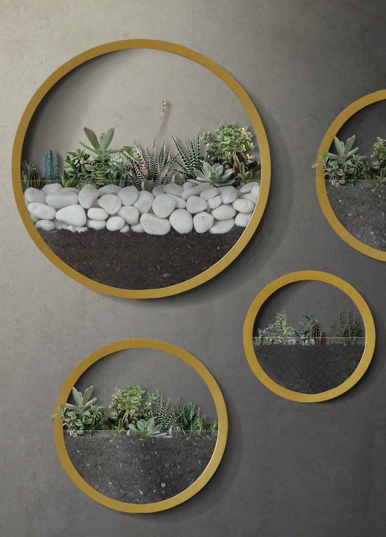 Lou Modern Wall Planter Vase Luxury Modern Decor Planters Planterideas With Images Wall Vase Wall Planter Plants