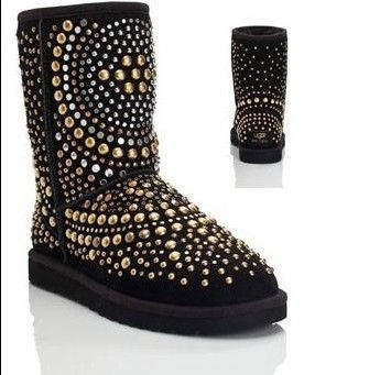 End snow boots women boots 3042 clearance rivet boots / snow boots ...