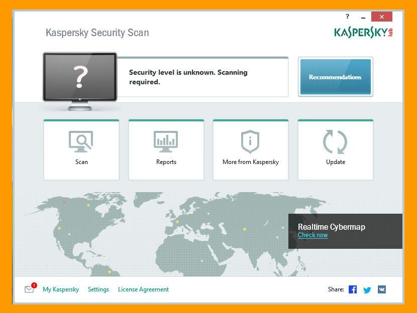 kaspersky security scan Anti Keylogger Rootkit Detection And Removal
