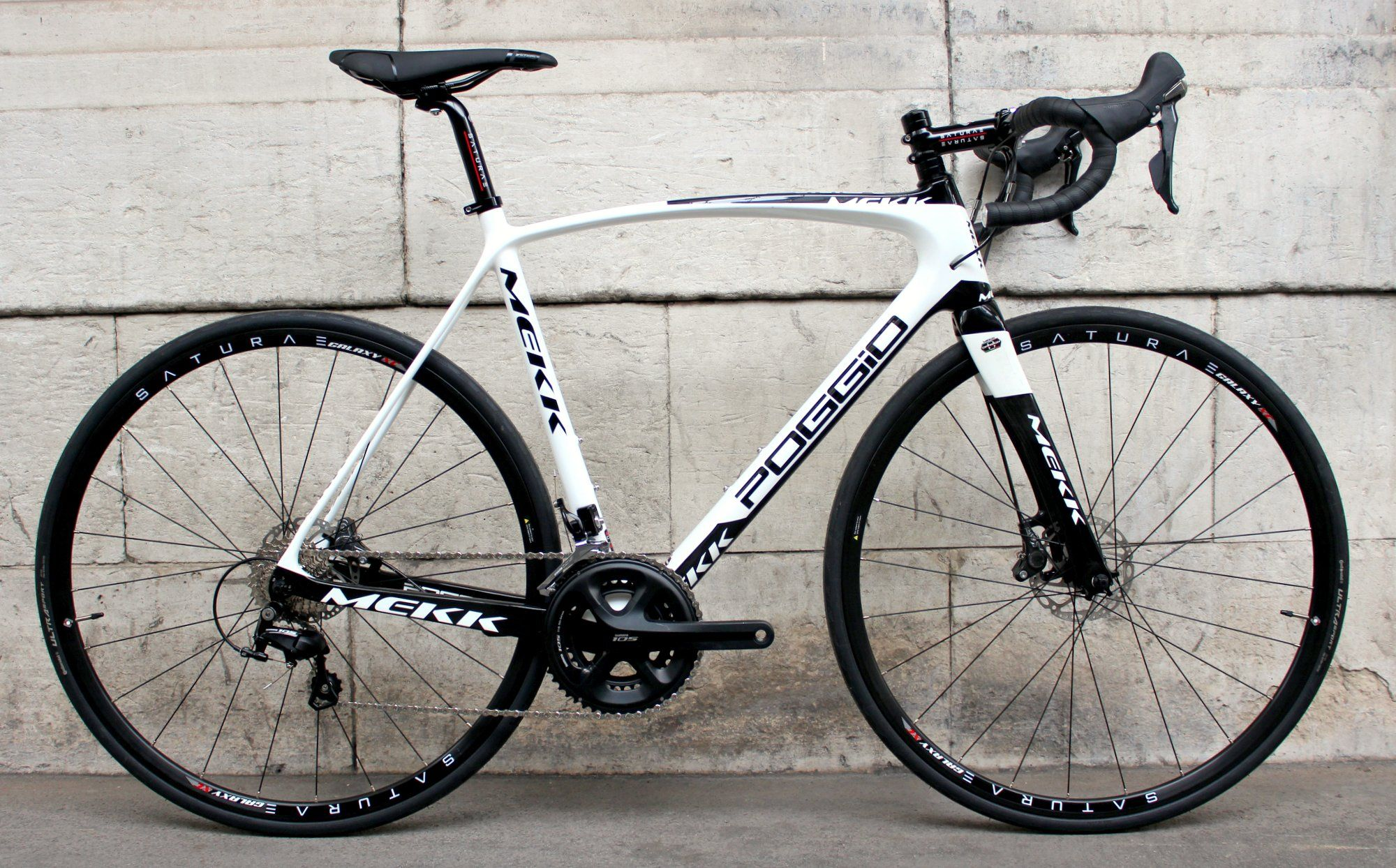 Mekk poggio ds 2 6 road bike review