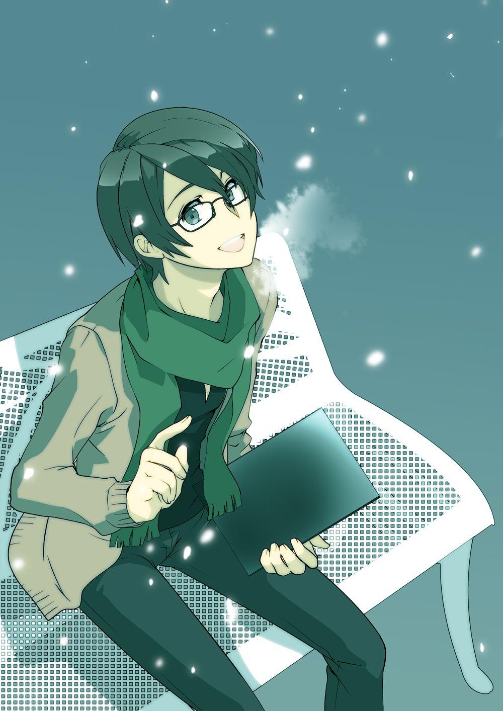 Kiyoteru Vocaloid funny, Vocaloid, Anime
