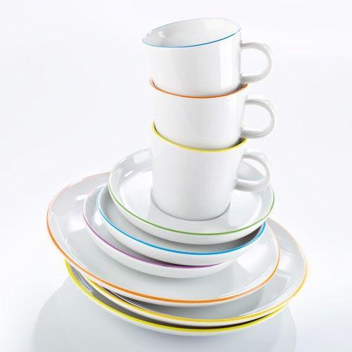 Stunning Arzberg dinnerware u0027Cucina Coloriu0027 range meaning kitchen colours! The perfect way  sc 1 st  Pinterest & Stunning Arzberg dinnerware u0027Cucina Coloriu0027 range meaning kitchen ...