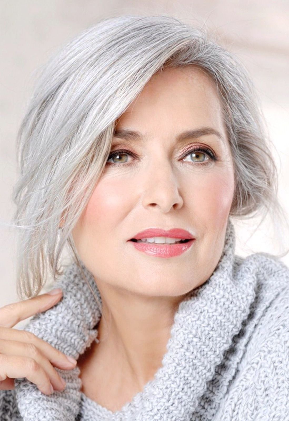 50 Gray Silver Hair Color Ideas In 2019 Silver Hair Trend Hair Color As Well As Attitude And These Days Gorgeous Gray Hair Silver Hair Color Silver Grey Hair