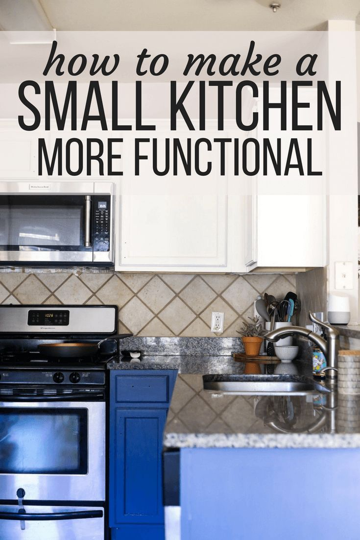 Organizing A Small Kitchen   5 Quick Tips For Keeping Your Small Kitchen  Organized And Functional, Great Kitchen Counter Organization Tips, And  Things To ...