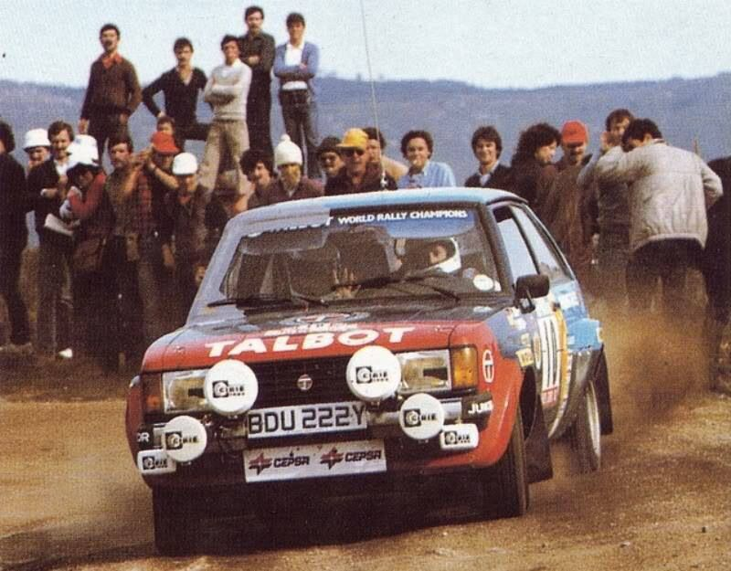 Antonio Zanini Portugal 1983