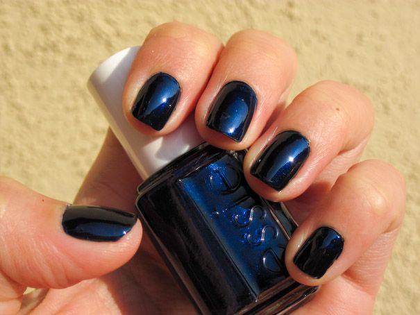 Essie Capri Blue NYFW Exclusive | Beauty tips | Pinterest | Capri ...