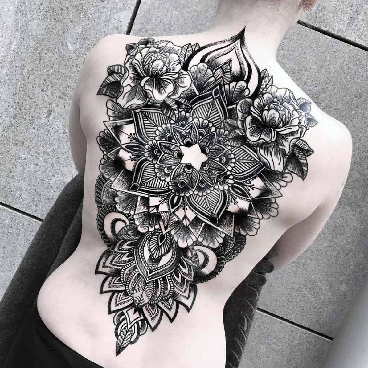 60 Beautiful Tattoos That Will Really Get You Excited Back
