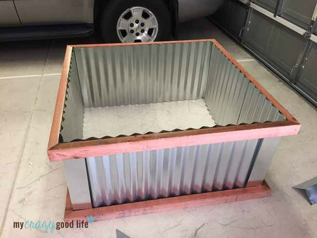 Good Our Tutorial For DIY Raised Garden Beds With Corrugated Metal. While Not  The Most Economical Garden Boxes, Theyu0026 A Beautiful Addition To Our Yard!