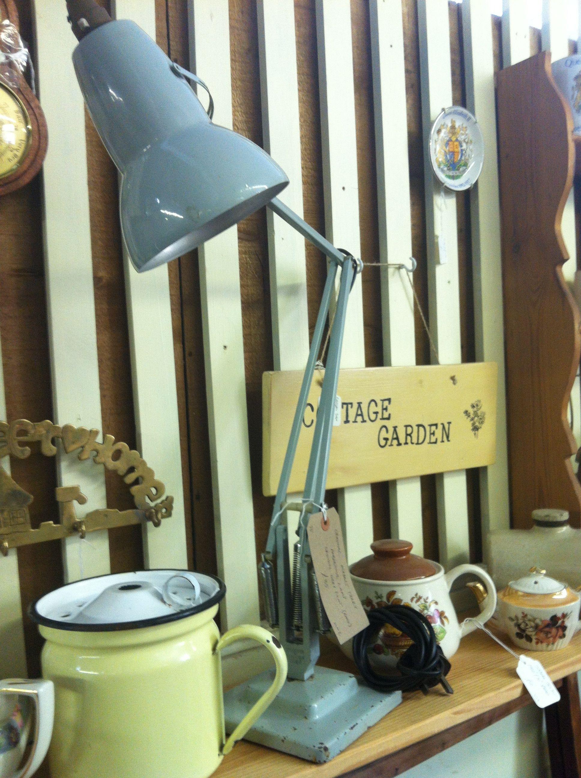Vintage Anglepoise, Newark Anglepoise, Table lamp, Desk lamp