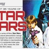 Infográfico: 35 anos de Star Wars
