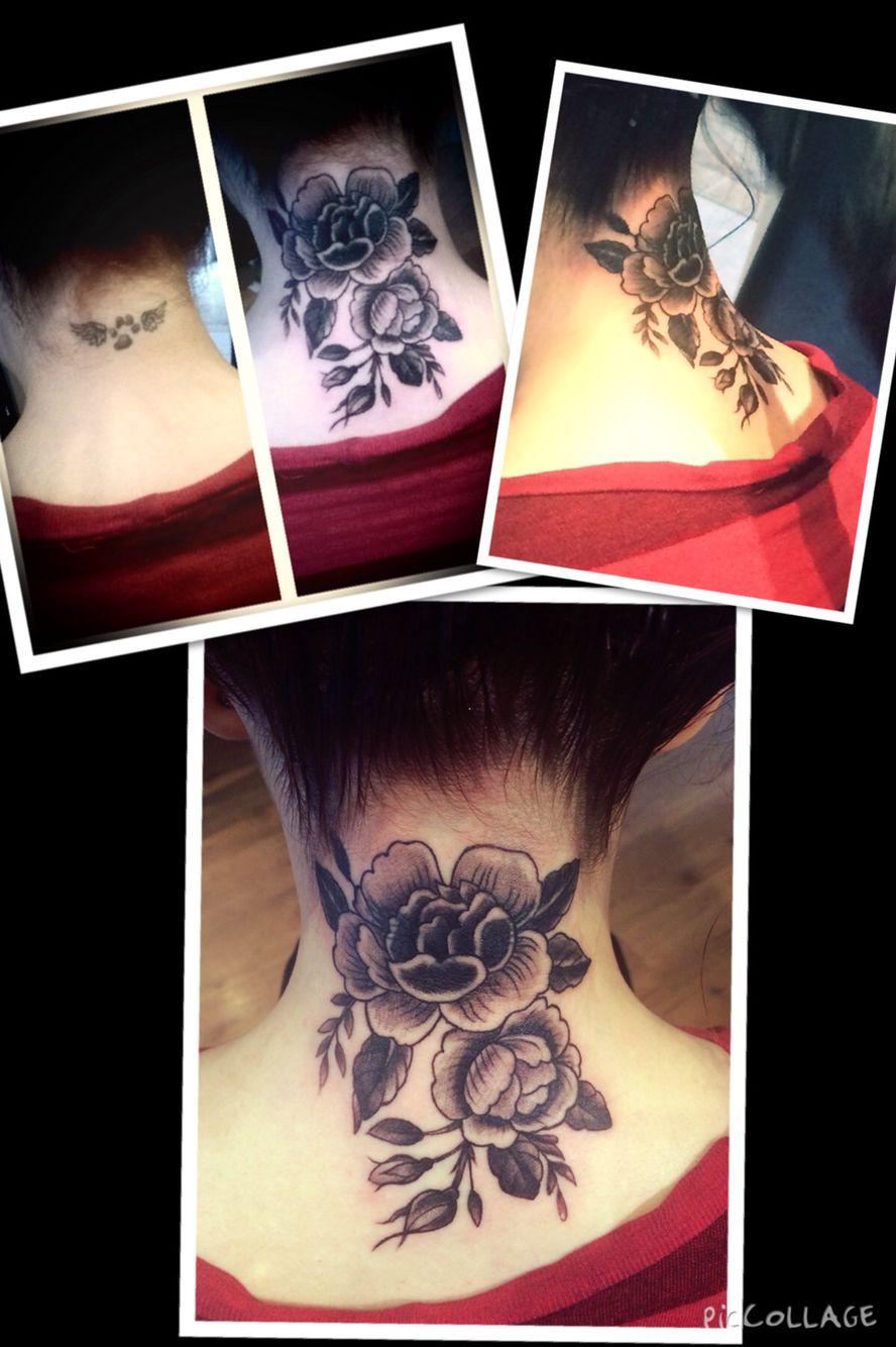 New tattoo cover up artist jennifer untalan from valkyrie tattoo