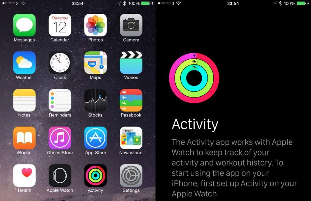 There's a hidden iOS 8.2 app you didn't know is installed